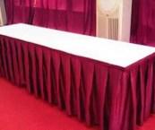 inexpensive table linen rentals