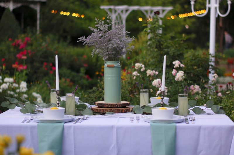 Twilight Garden Party