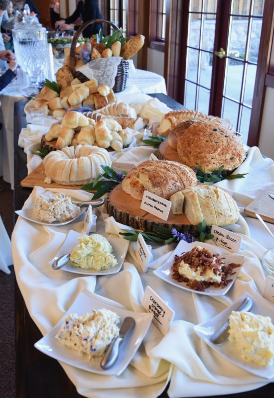 bread buffet
