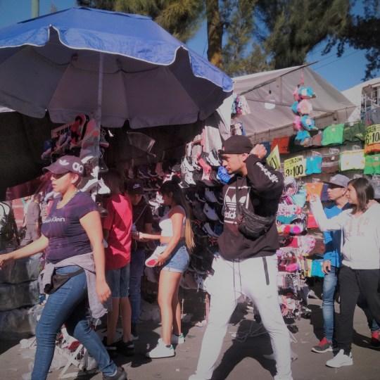 Tepito market
