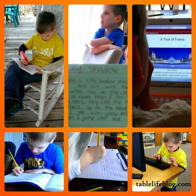 homeschool rundown week in review samurai ninja research my shadow magic tree house club
