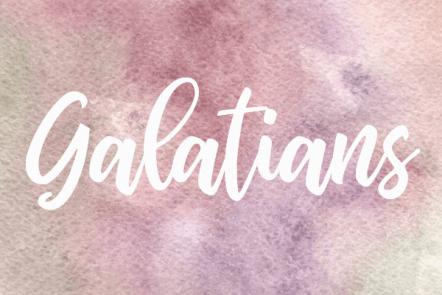 Galatians for the Homeschool Heart