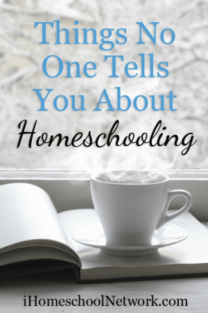 What I Didn't Know About Homeschooling (Things No One Tells You About Homeschooling)
