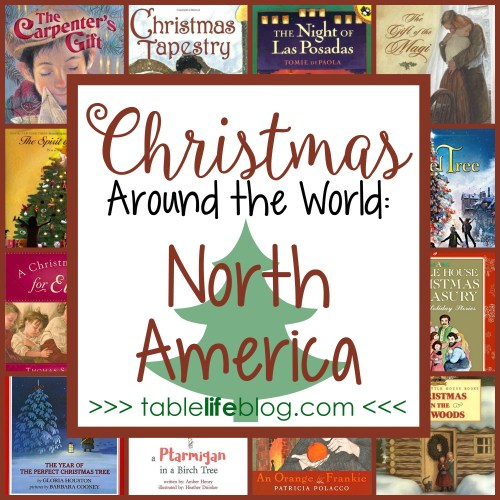 Christmas Around the World in 100 Books - Christmas in North America