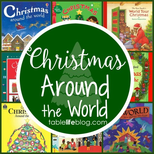 Christmas Around the World in 100 Books
