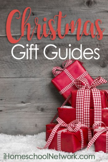 Drawing Gifts for Kids - Ideas to Inspire Your Artist ~ iHomeschool Network's Christmas Gift Guides