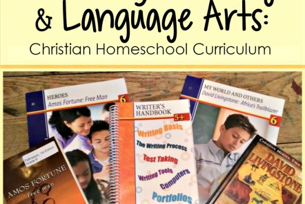 Pathways Reading and Language Arts: a Christian Homeschool Curriculum