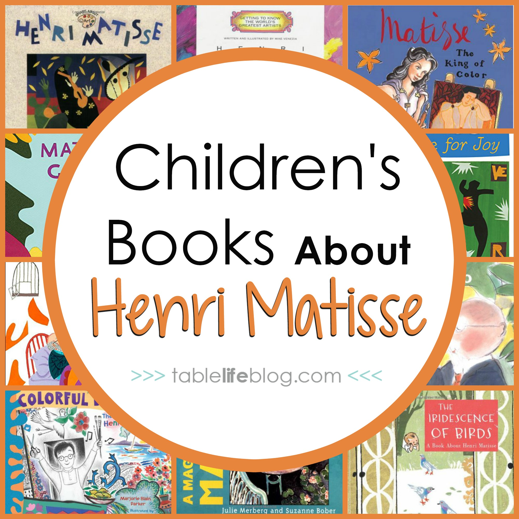 What To Read 11 Children S Books About Henri Matisse