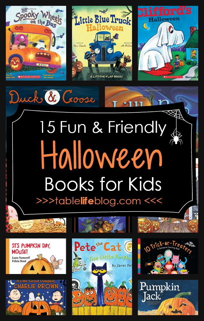 What to Read: 15 Fun & Friendly Halloween Books for Kids