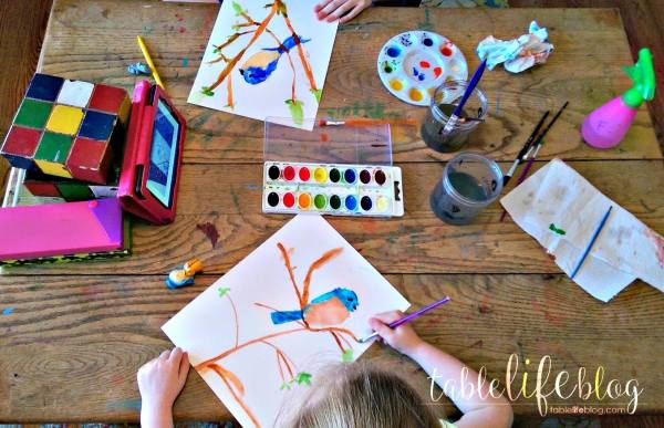 Masterpiece Society Studio: The Homeschool Art Instruction You Need All in One Place - Springtime Splendor Workshop