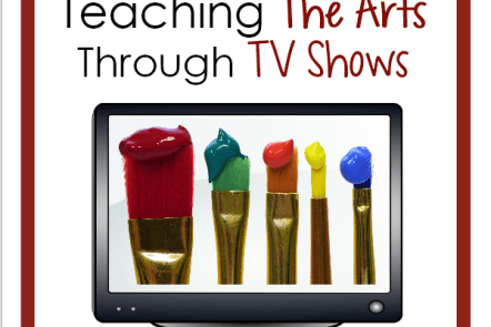 What to Watch: Teaching Art and Music with TV Shows