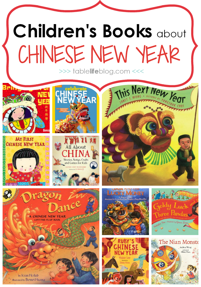What to Read: Children's Books About Chinese New Year