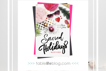 Sacred Holidays Review
