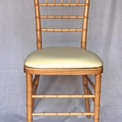 Natural Chiavari Chairs Chair Cover Rental Malaysia Table Manners