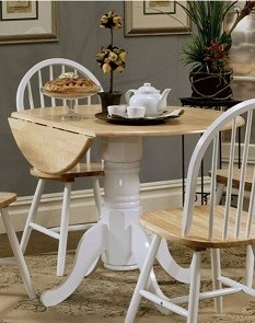 Coaster Home Furnishings dining table and chairs