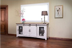 crafter-weavers 80 inch TV Stands