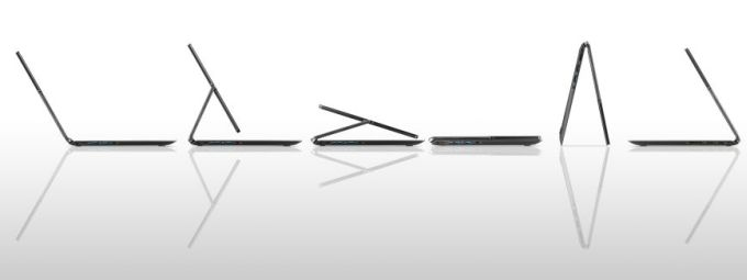 Acer Aspire R 13 is a Convertible Notebook, Priced at $899