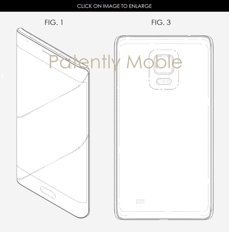 Samsung Gets Important Patent for Fold Out Smartphone