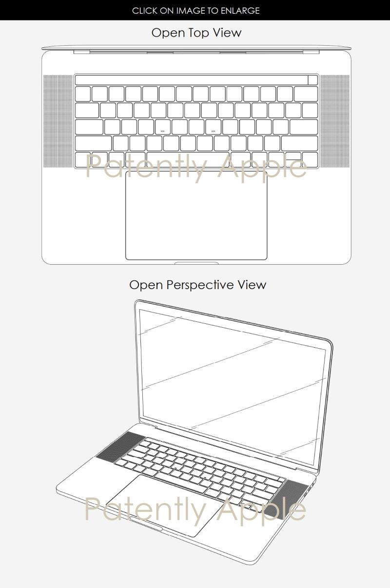 Apple Gets Ten MacBook Pro Design Patents in China