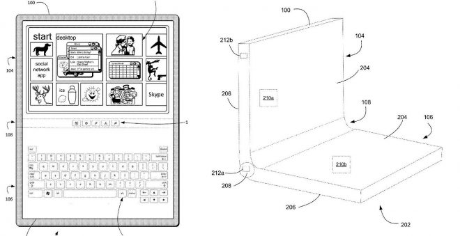 Microsoft's Foldable Tablet Patent Feels Like an ASUS