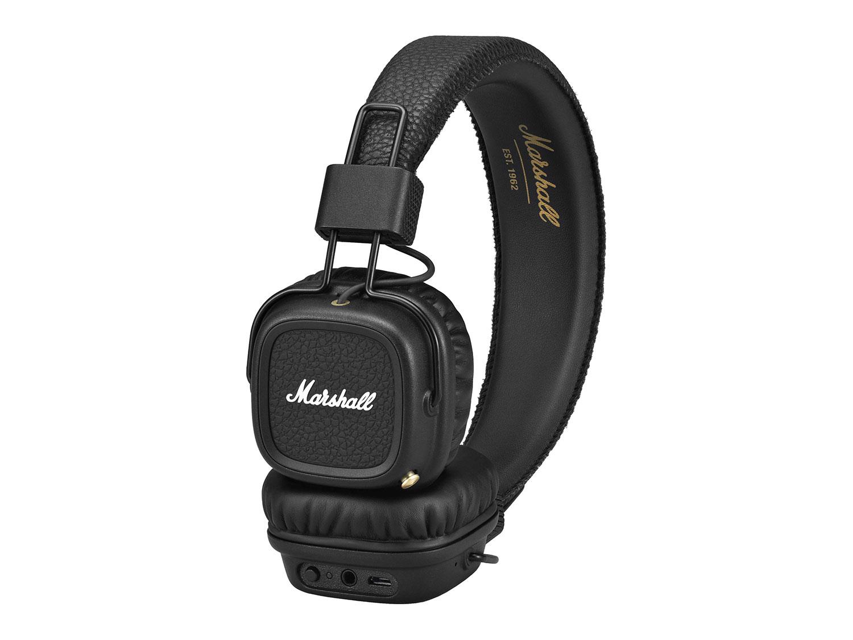 Marshall Major II Bluetooth, в черно   Tablet.bg - докосни света