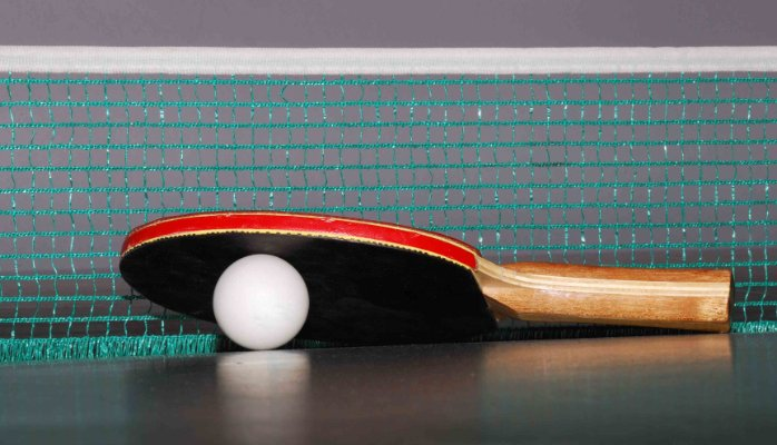 Why do you play table tennis?