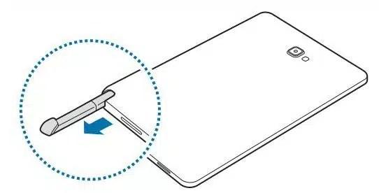 Samsung SM-P580: 10 Zoll großes Tablet mit Stylus geleaked