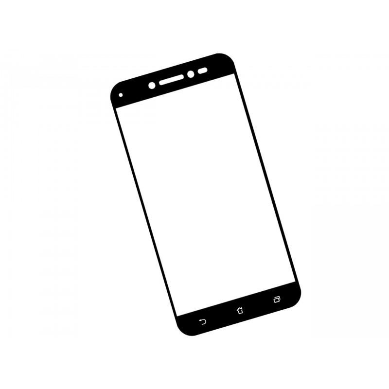 Zaokrąglone szkło hartowane 3D do telefonu Asus ZenFone