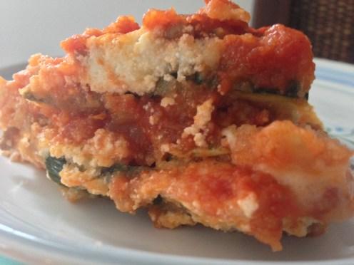 Fetching Easy Cheesy Zucchini Lasagna