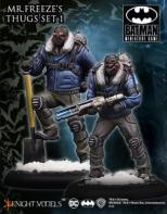 Batman Miniatures Game Mr Freeze Thugs