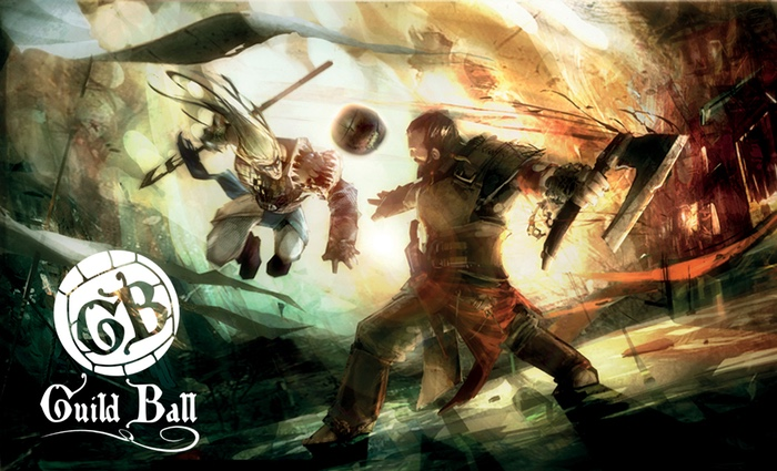 Guild Ball Image