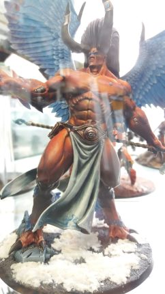 Magnus the Red, clearly not skipping any gym days.