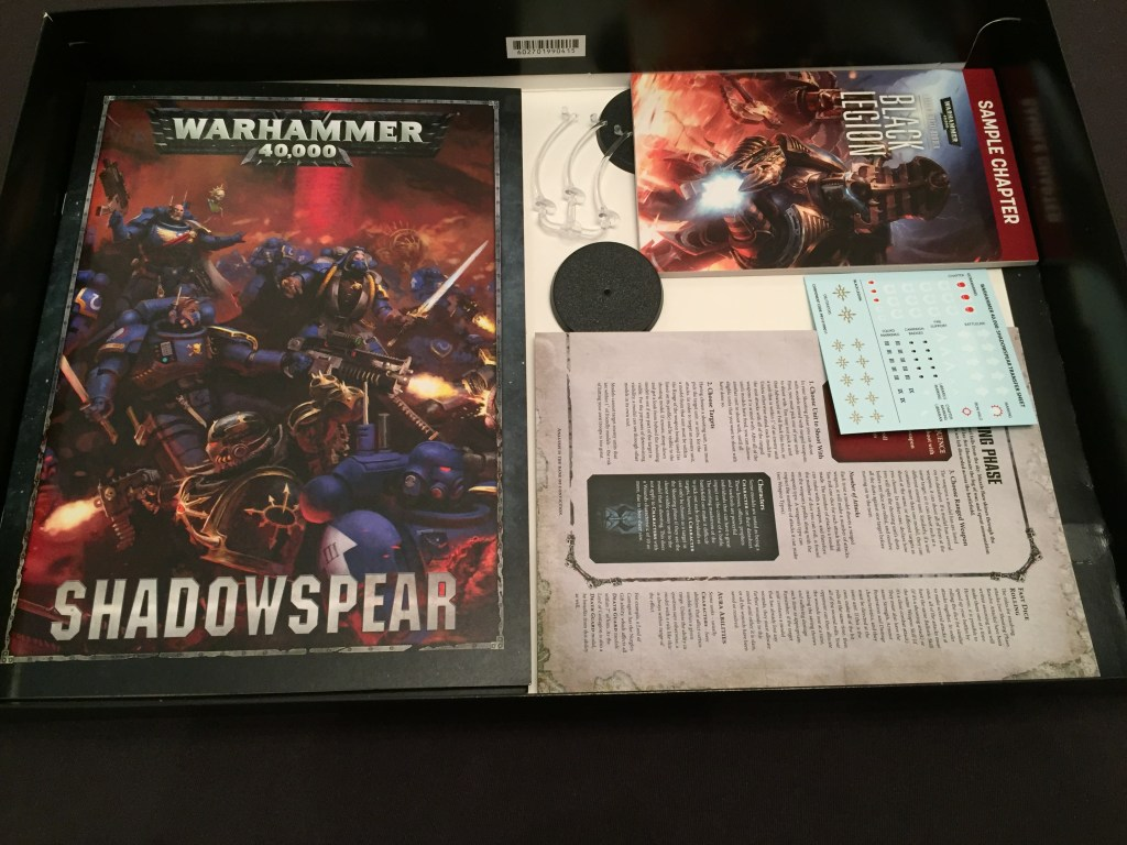 Shadowspear Booklets