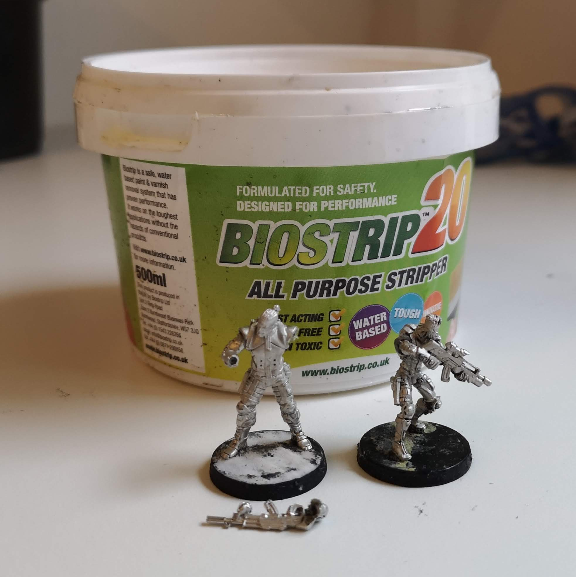BioStrip Stage 2