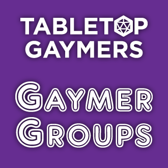 Local and Online Gaymer Groups – Tabletop Gaymers