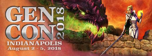 Gen Con 2018