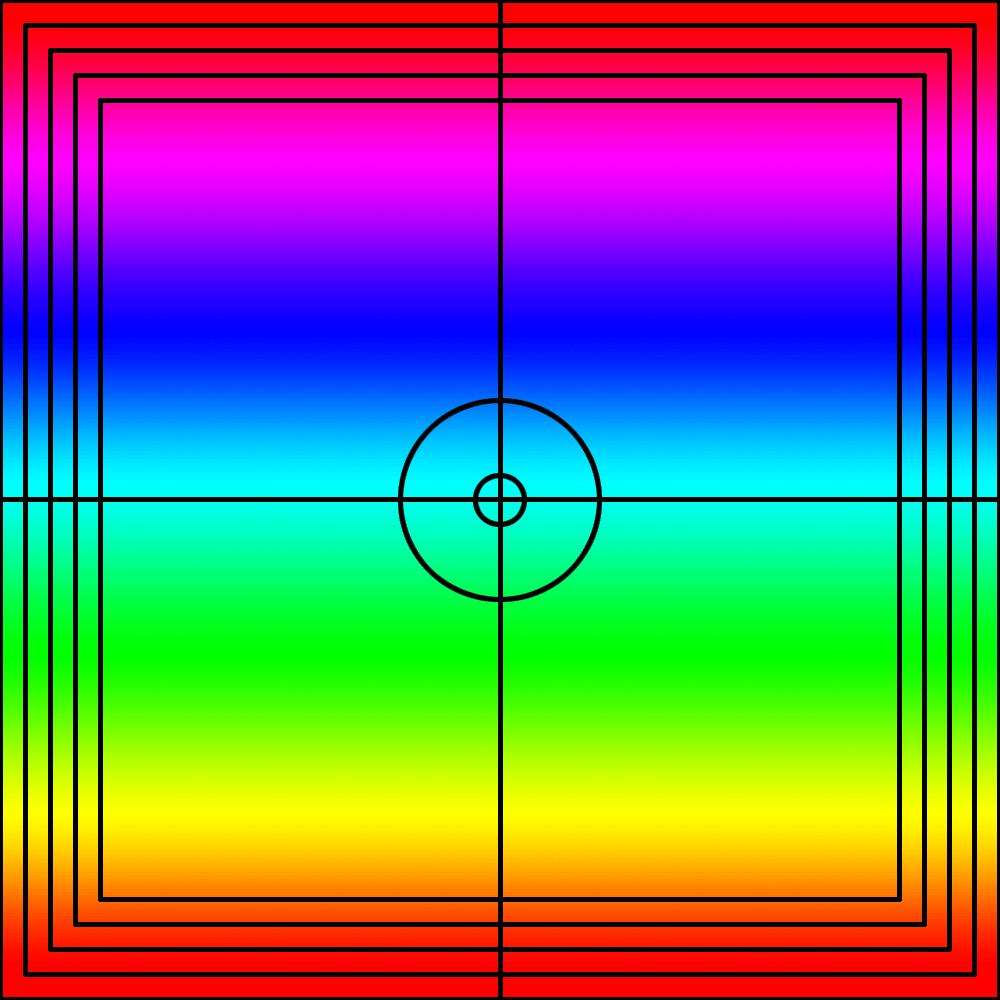 Test Pattern 1000px
