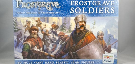 Frostgrave Soldiers 28mm Tabletop Box