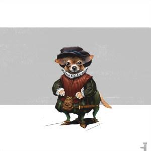 Battle Dogs Fantasy Art