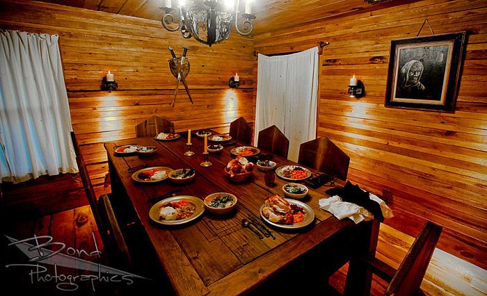 Medieval Tavern Game Room