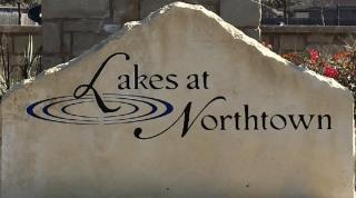 Lakes at Northtown Entrance