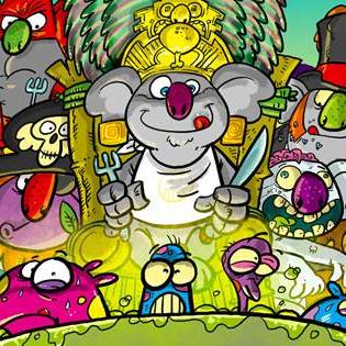 Kickstarter: Karnivore Koala