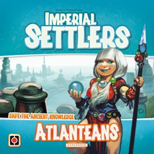 Imperial Settlers: Atlanteans - Cover
