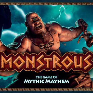 Kickstarter: Monstrous
