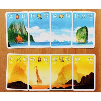 Madame Ching - Cards