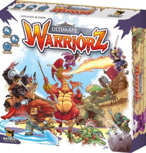 Ultimate Warriorz - Box