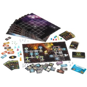 Galaxy Trucker - Components