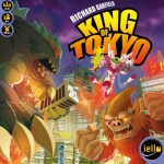 King of Tokyo - Cover