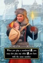Mjauzik and Kisik