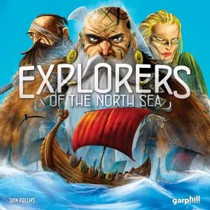 Explores of the North Sea